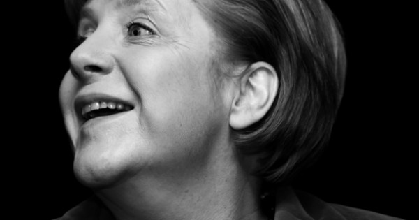 Postdemokratie unter Mutti: Bundeskanzlerin Angela Merkel