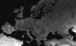 Europa (Satellitenbild)