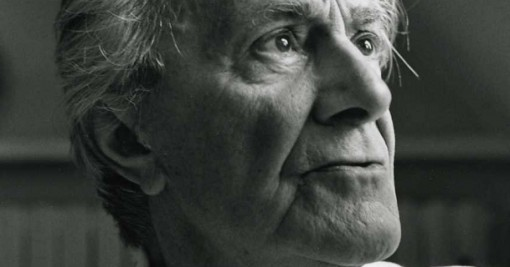 Theoretiker der Postmoderne: Jean-Francois Lyotard. Bild: Bracha L. Ettinger (CC-BY-SA)