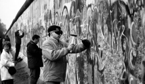 Mauerfall, 9. November
