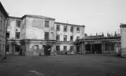 Schindlers Fabrik in Brünnlitz im Sudetenland