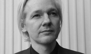 "Espen Moe, ""Julian Assange"". Some rights reserved. Quelle: www.Flickr.com"