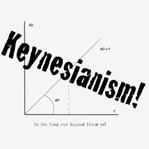 John Meynard Keynes auf Facebook